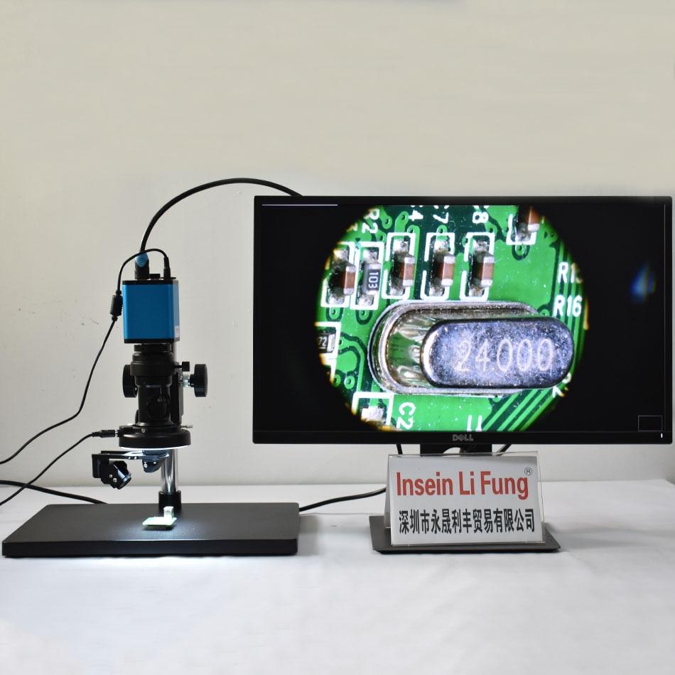 Full HD 1080P Sony capteur 2D 3D industriel vidéo Microscope U disque stockage HDMI loupe électronique composants détection