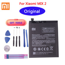 Original Replacement Phone Battery BM3B 3300mAh  For XiaoMi Mix 2 / Mix 2S High Capacity Phone Batteries Free Tools kora caddo original mix