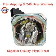 Imoul a + qualidade e 95% brilho projetor lâmpada nua uhe 200e2 c para elplp54/elplp57/elplp58/elplp68/elplp67/elplp60