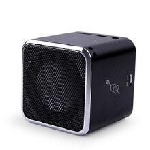 Музыка Ангел дисплей мини Цифровые колонки Поддержка USB MicroSD/TF карта/линейный MP3-плеер коробка fm-радио
