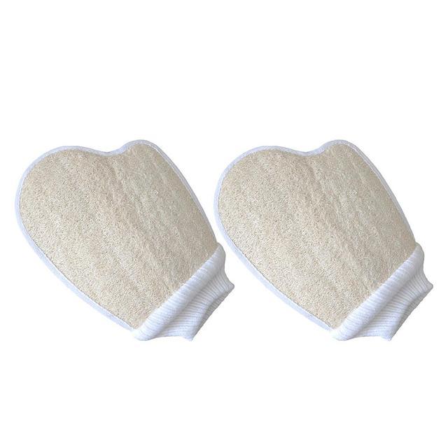 New Natural Loofah Washing Pad Bath Show Brushe Bath Shower Sponge Body Washing Scrubber Exfoliator Body Care Tools Accessories 4