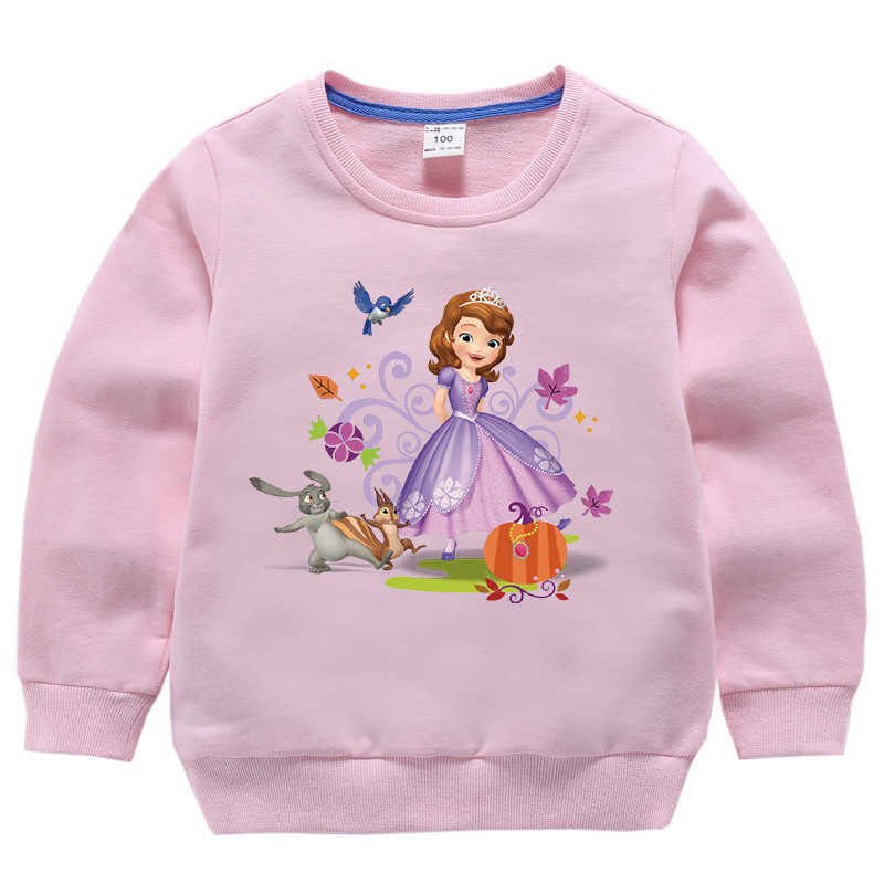 חם ילדה סוודר ילד חולצות סופיה בנות חולצות אביב ובסתיו חדש תינוק ארוך שרוולים 100% כותנה סוודר ילדים בגדים