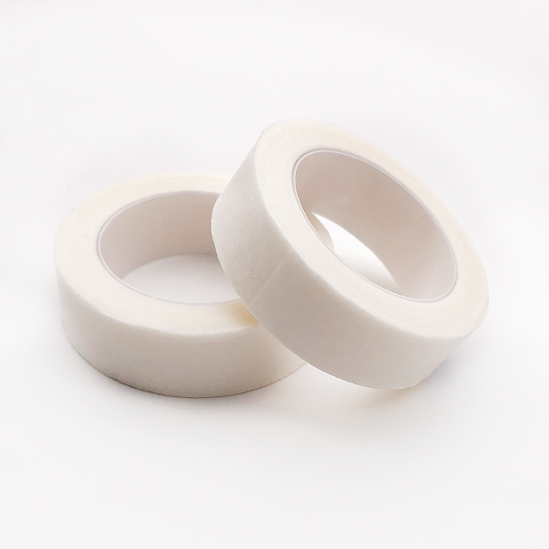 Eyelash Extension Makeup 4PCS/Set Breathable Easy To Tear Micropore Medical Tape Professional Supply Lashes Tape