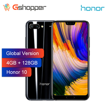 Global version Honor 10 Cell Phone 4GB 128GB 24MP Octa Core Mobile