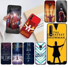 Лучший Showman клиент чехол для телефона Huawei P40 P30 P20 lite Pro Mate 30 20 Pro P Smart 2019 prime
