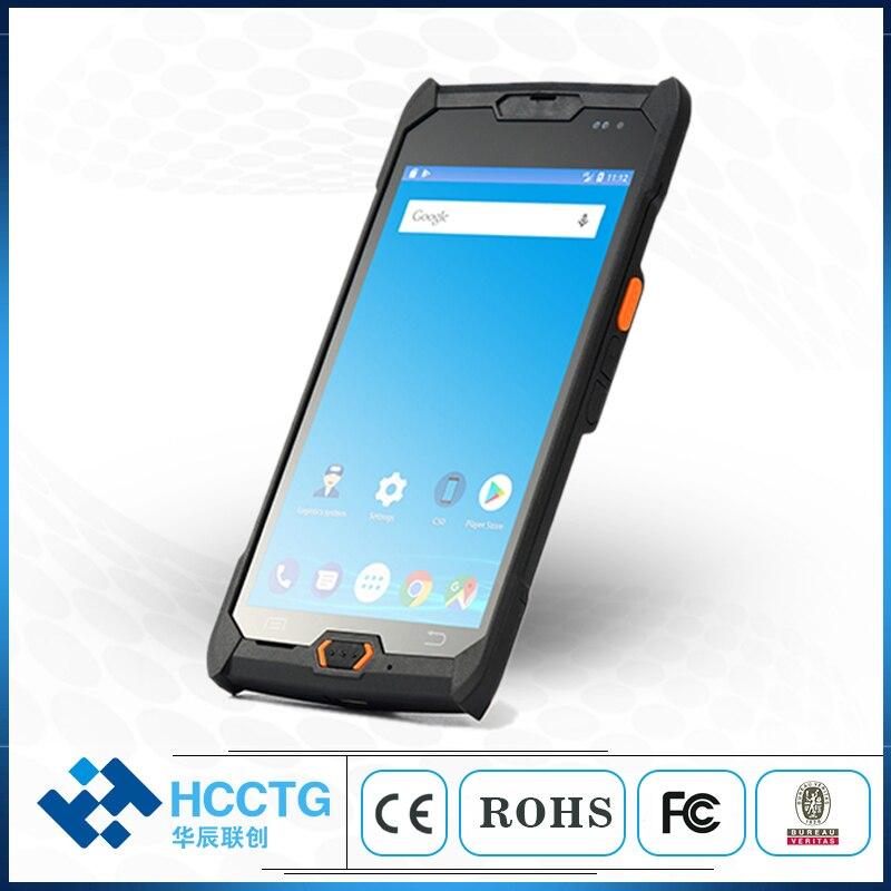 Professional emv 2D Barcode Scanner Survey Handheld NFC PDA Data Collector C50