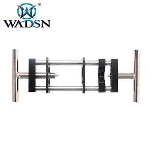 Image 5 - WADSN Tactical Metal Steel Motor Pinion ściągacz narzędzie do montażu instalacja usuń sprzęt do AEG Airsoft akcesoria myśliwskie WEX121