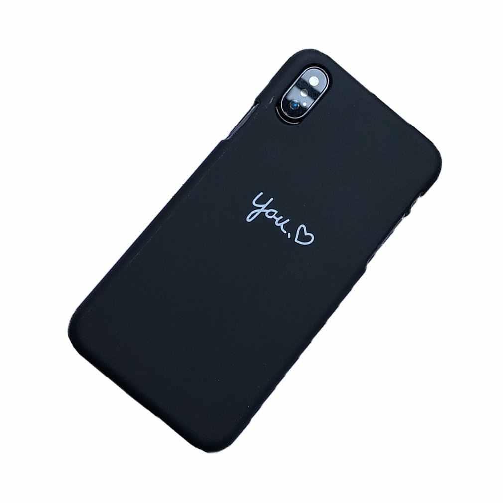 Capa de telefone par para o iphone xs max xr x 6s 7 8 7plus 8 mais escudo do telefone móvel