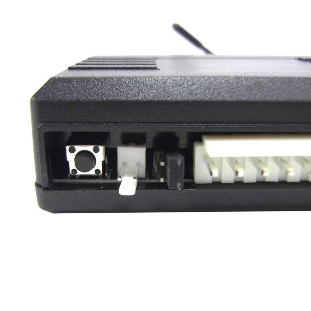 M616-8118 Auto Fernbedienung Zentrale Türschloss Alarm Gerät Mit Motor System Heißer