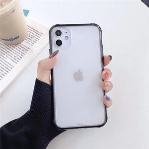Image 1 - SF  frosted trasparent cases for iphone 11pro / 11pro max