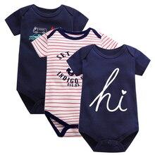 Newbron 2019 summer short sleeve baby girl rompers set baby jumpsuit boy girls set ropa bebe baby boy girl clothes