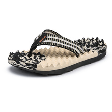 2019 Mens Leisure Breathable Big Size  45 Lover Clogs 6 Colors Flip-Flops Men Band Sandals Summer Beach Water Swimming Shoe