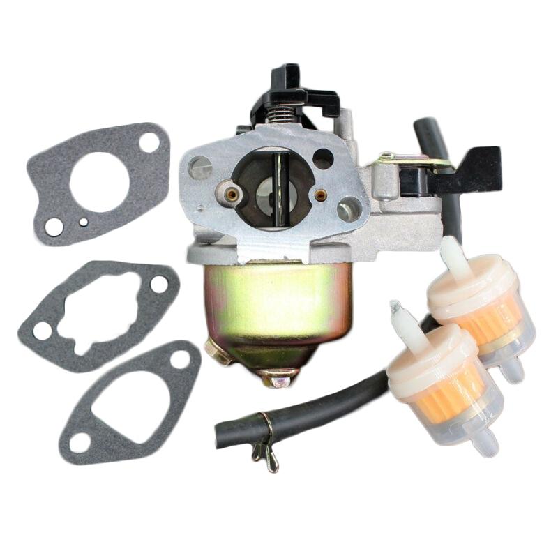 Carburetor Gaskets For Honda HR194 / 214 HRA214 HR215 HR216 GXV120 GXV140 GXV160