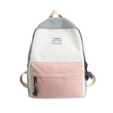 women backpack canvas travel school bags for teenage girls casual fashion
