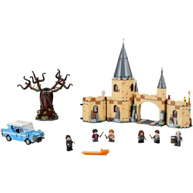 New Harry Set Magic Toys Hogwartsing Clock Tower Harry 75948 Building Blocks Toy