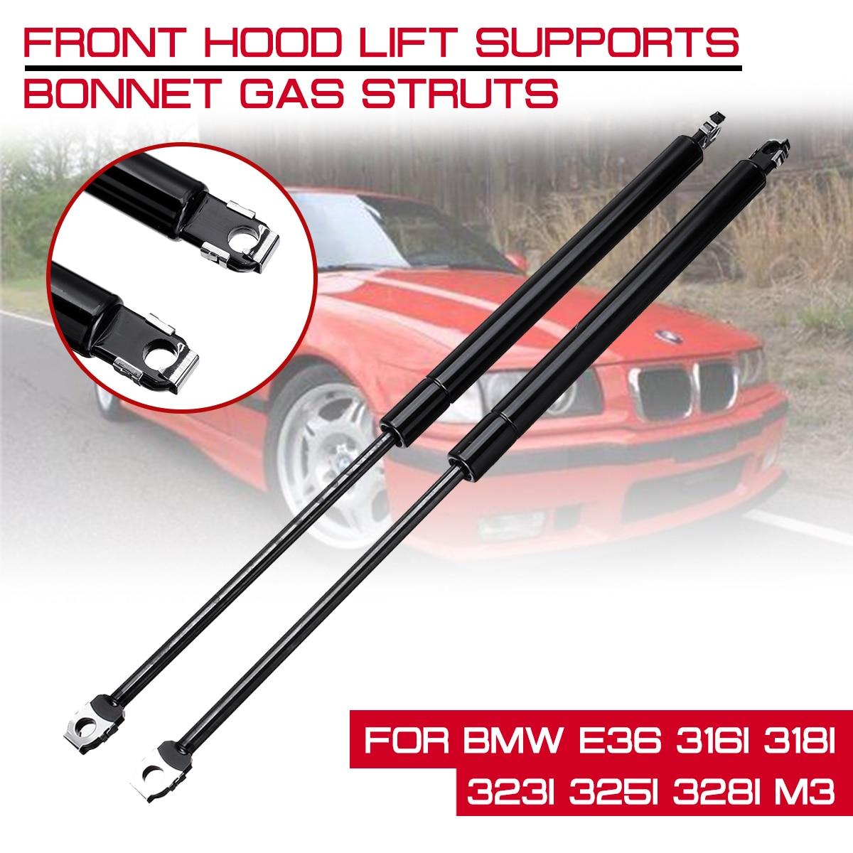 For BMW 318I 318TI 325I 328I M3 E36 Hood Shock Strut Damper NEW