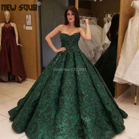 African 2020 Couture Sequins Lace Evening Dresses Strapless Long Dubai Prom Dress Robe De Soiree Turkish Aibye Party women Gowns