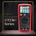 UNI-T UT136B +/UT136C + الجيب السيارات المدى رقمي متعدد AC DC فولت الحالي متر Hz/ديود/ السعة/hFE/NCV/درجة الحرارة