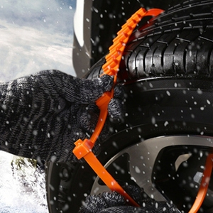 Image 5 - 10 teile/satz Auto Universal Anti skid Schnee Kette Off road Fahrzeug Notfall Krawatten