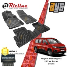 SYS-Rizline Peugeot Rifter skaypack, paquete 2019, poste 3D, piscina 484889868
