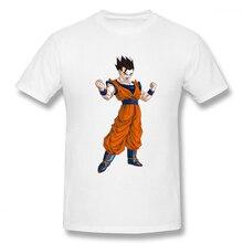 2019 Men's Basic Short Sleeve T-Shirt 3D Print t shirt Dragon Ball Powerful Son Goku Cotton Funny T-shirt homme Top Tees 2019 men s basic short sleeve t shirt 3d print t shirt dragon ball temperament sun wukong cotton funny t shirt homme top tees