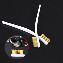 Brush Nozzle Heater-Block 3d-Printer-Tool Copper-Wire Hotend Cleaning Gmfive for Hot-Bed