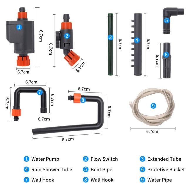 External Aquarium Pump - Super Quite & Durable  3