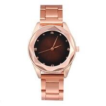 Мода роскошные звездное звездное Вист часы для женщин стильные повседневные золото сталь ремешок женские часы женщины одеваются горный хрусталь часы