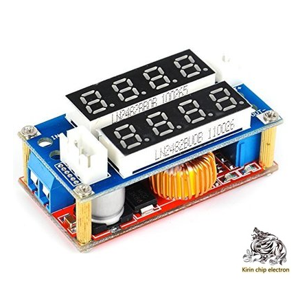 5A Constant Current Constant Pressure LED Drive Lithium Ion Battery Charging Module Adjustable