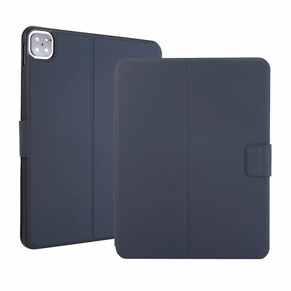 Thin A2228 Cover for 11 Shell Flip 2020 iPadpro Case TPU 2018 Pro PU Case pro11 Stand Leather A2301 Tablet Slot Pencil 2021 iPad