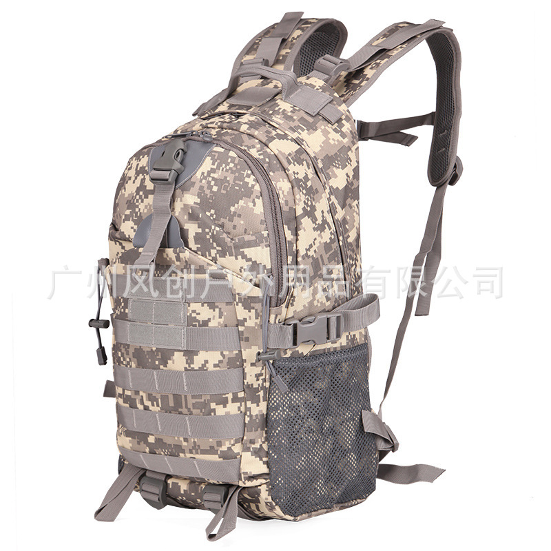 511 Backpack Army Fans Tactical Backpack 35L Men And Women Outdoor Hiking Bag New 3D Camouflage Mountaineering Bag