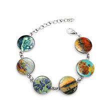 Аксессуары для браслета браслет с драгоценными камнями Ван Гога