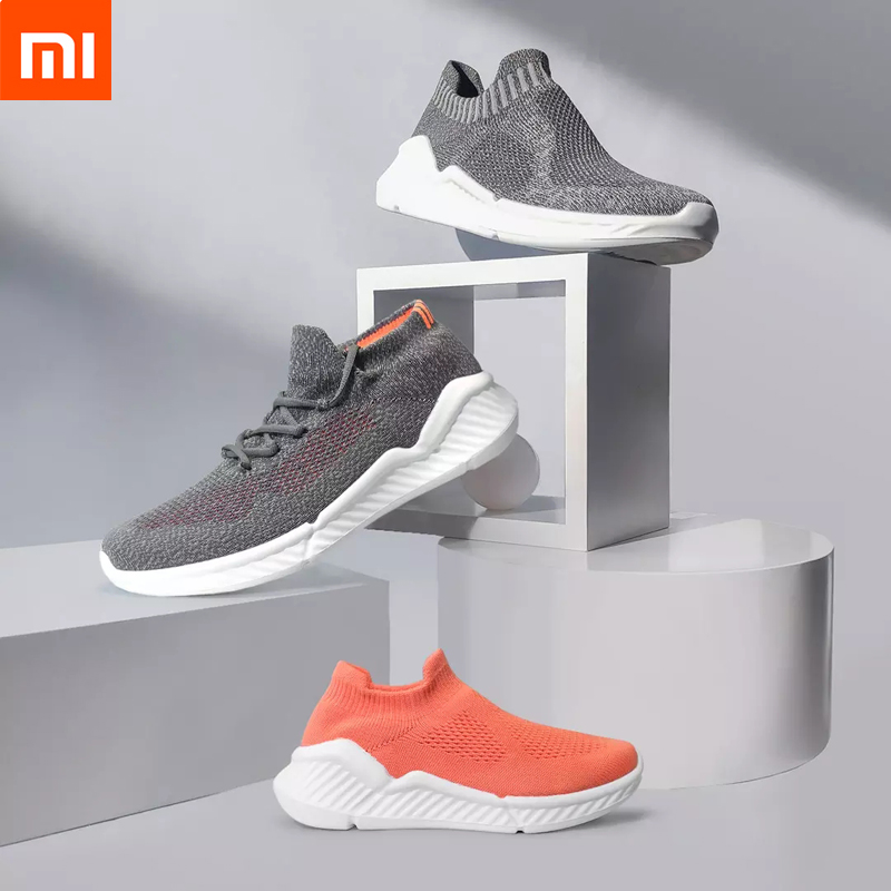 Xiaomi Youpin Freetie Antibacterial Light Casual Shoes Comfortable Breathable Walking Sneakers For Men Women Lightweight Shoes