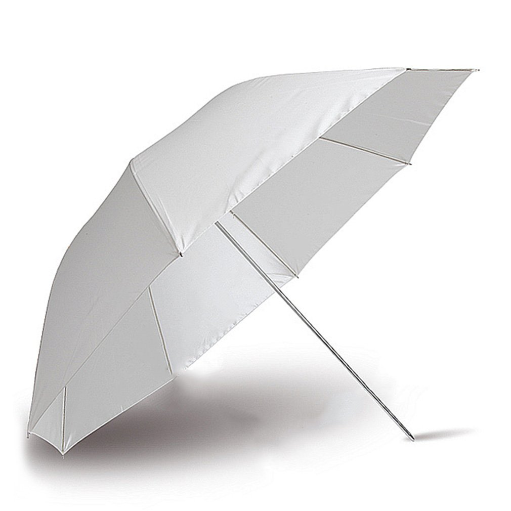 Photography Photo Pro Studio Soft Translucent White Lambency Umbrella For Studio Flash Lamp Lighting Photographic Apparatus