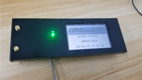 MMDVM_HS_Dual_Hat Duplex Hotspot + Raspberry Pi Zero W + 3.2 LCD + 16G SD + CASE
