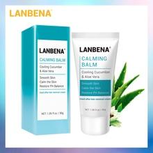 LANBENA Hair Removal Calming Balm Cream Natural Aloe Vera Ex