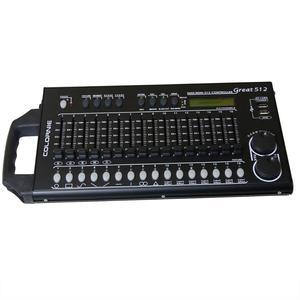Image 2 - 512 Kanal DMX ve RDM Kontrol Sahne Aydınlatma DMX Konsolu Dmx512 Konsolu Çalışma için USB Güç Bankası Ile Sahne Işığı DJ Ekipmanları