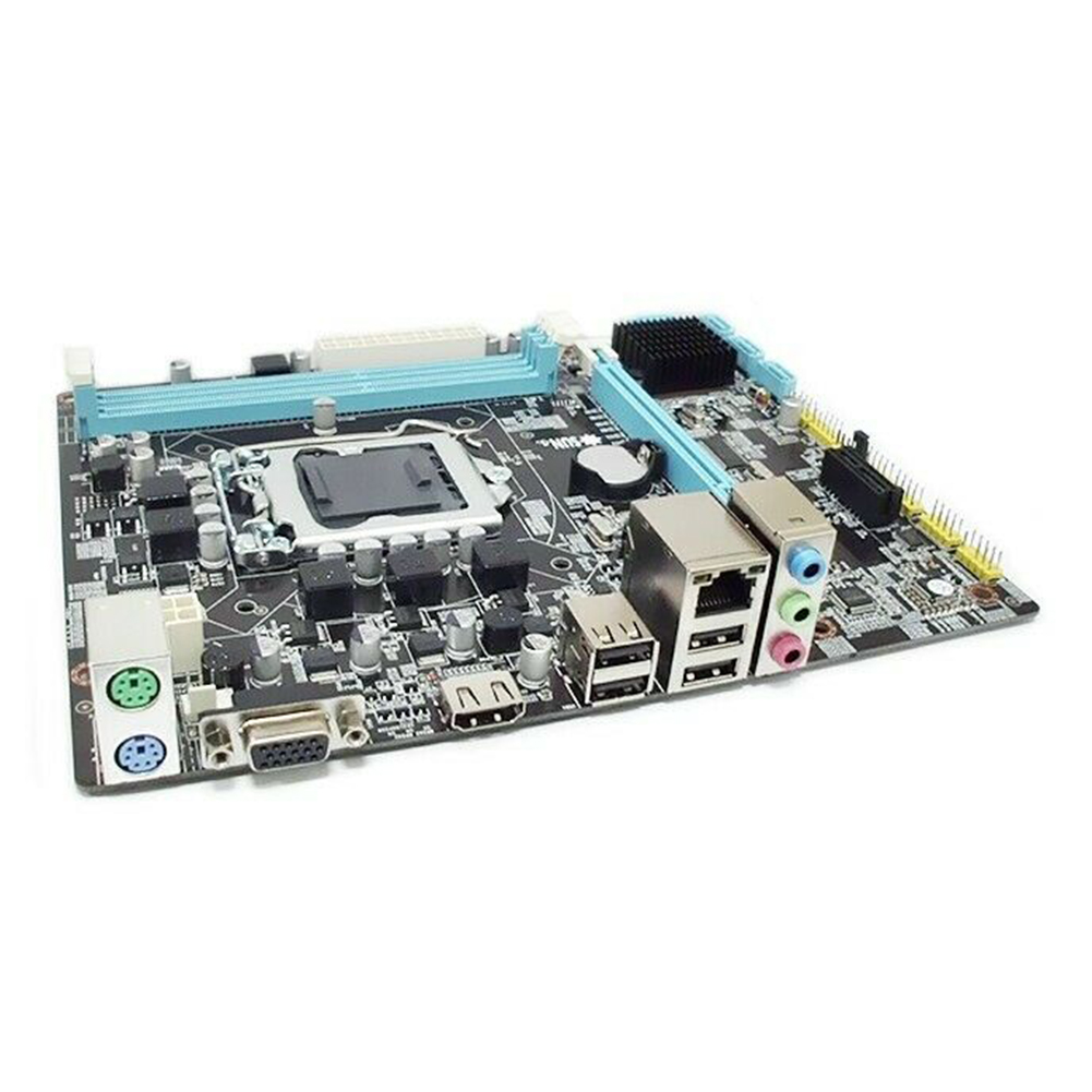 Control Board LGA1156 Controller Replacement Supports I3 I5 I7 Mainboard H55 Stable Desktop Computer Accessories CPU Motherboard
