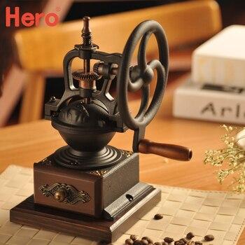 Molinillo de café Manual para X-5 molinillo de mano de estilo Retro,...