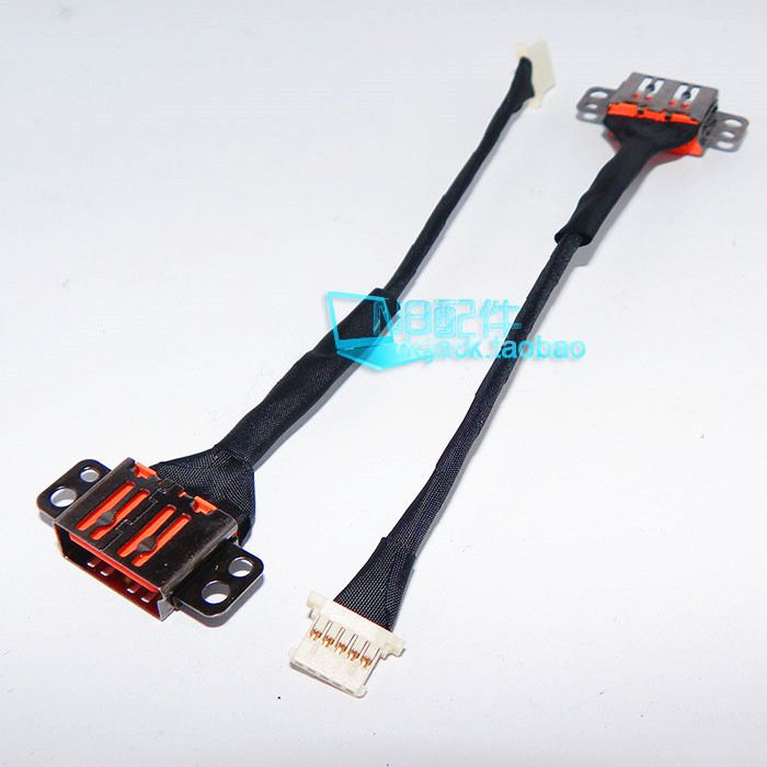 New Power Jack Cable For Lenovo Yoga 3 Pro 1370 80HE DC30100LO00 Charging DC-IN Harness Flex