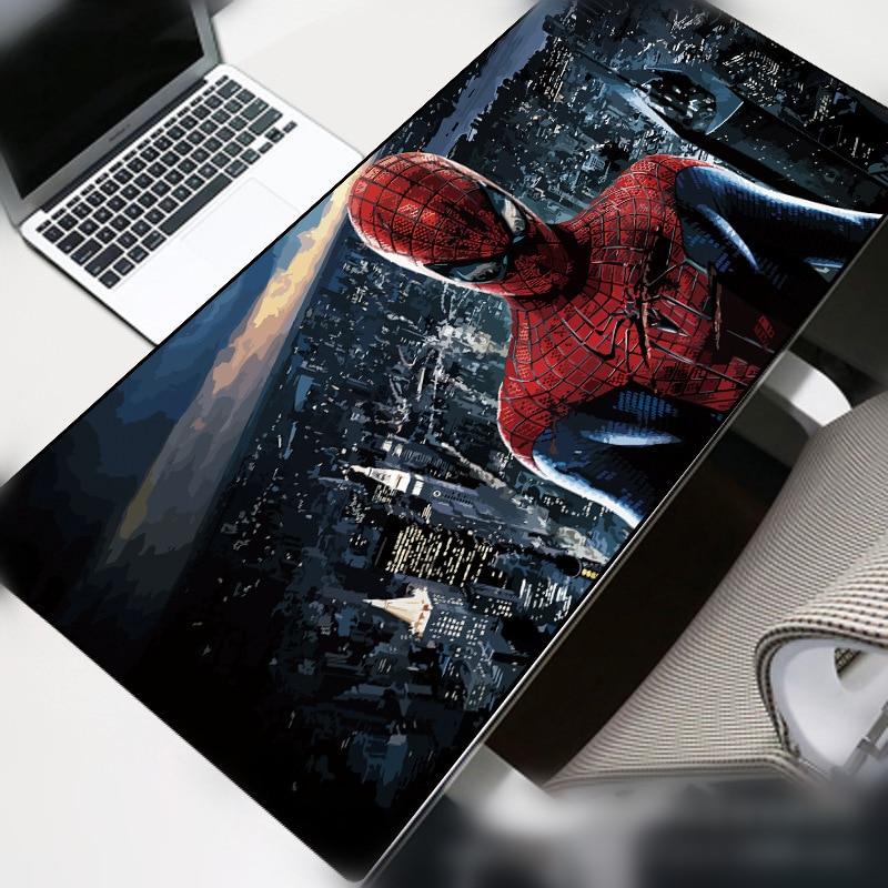Deadpool Large Size Mouse pad Gamer 70x30cm Cartoon Skid Locking Edge Durable Mousepad Notebook Office Mat Desk mat Portable