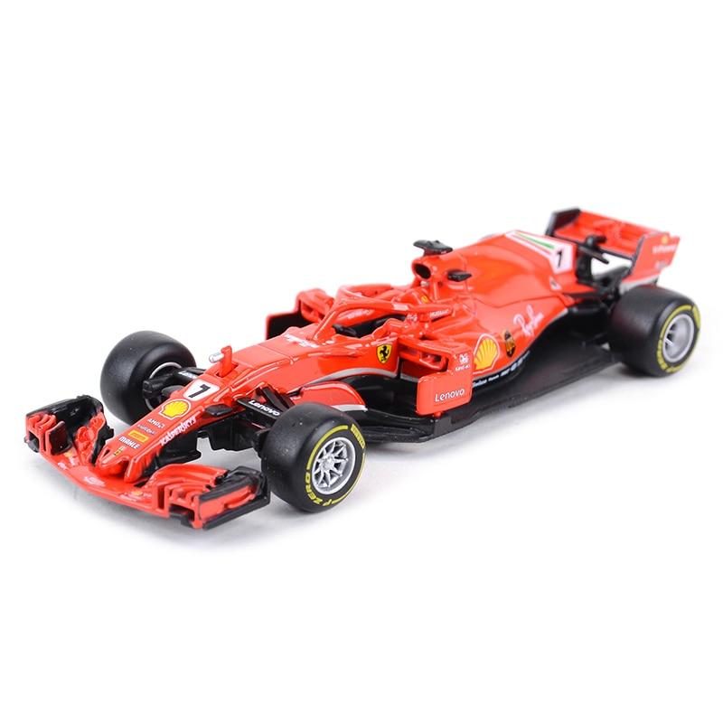 Bburago 1:43 2020 SF1000 SF90 SF71H SF70H RB15 RB13 RB14 W10 F1 Racing Formula Car Static Simulation Diecast Alloy Model Car