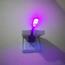 Uv Wand Uvc Lamp Sterilizer Ultraviolet Led Fluorescent Light Bar Uvc Light Usb for Kitchen Bathroom Bedroom Refrigerator Car