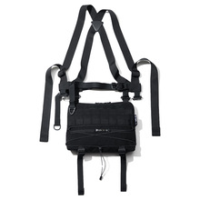 Messenger-Bag Techwear-Accessories Travel-Sling Streetwear B-10 Functional Pupil Durable