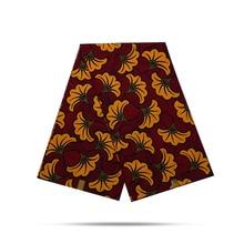 2021 Holland wax latest printed fabric Wax Ghana style high quality 100% cotton sewn
