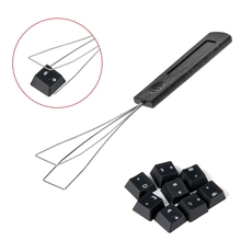 Remover Keycap Puller Keyboard-Key Steel-Wire 1PC with Unloading Cleaning-Tool Plastic-Handle