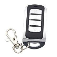Controle da porta para o duplicador de controle remoto 287 mhz 868 mhz da porta da garagem 433.92-868.3mhz abridor de porta para o código de rolamento fixo