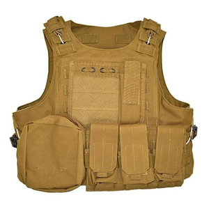 Image 4 - NIJ IIIA Army Military Tactical Body Armor Bullet Proof Vest