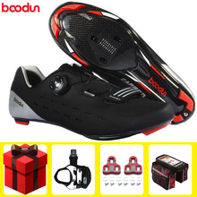 Boodun Cycling Shoes Road men sneakers Women sapatilha ciclismo Athletic Riding Breathable Auto-Lock sports Bike Bicycle Shoes boodun breathable mountain cycling shoes leisure sports outdoor mtb road bike bicycle lock riding shoes women