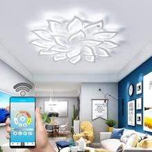 Новая светодиодная Люстра для гостиной, спальни, дома, люстра от sala, современный декор, Светодиодная потолочная люстра, лампа, люстра